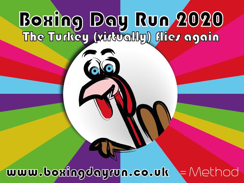 Sponsoring the Pirton Boxing Day Run 2020