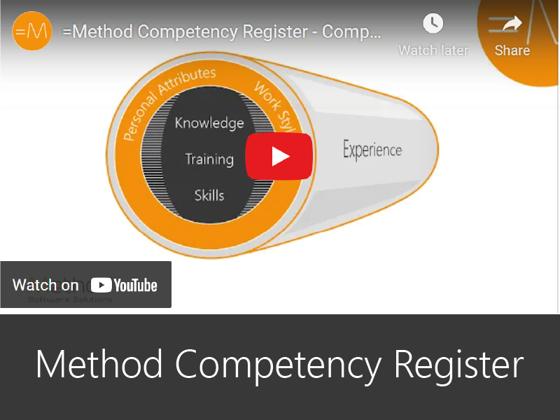 How to manage the competence of you and your organisations engineers
