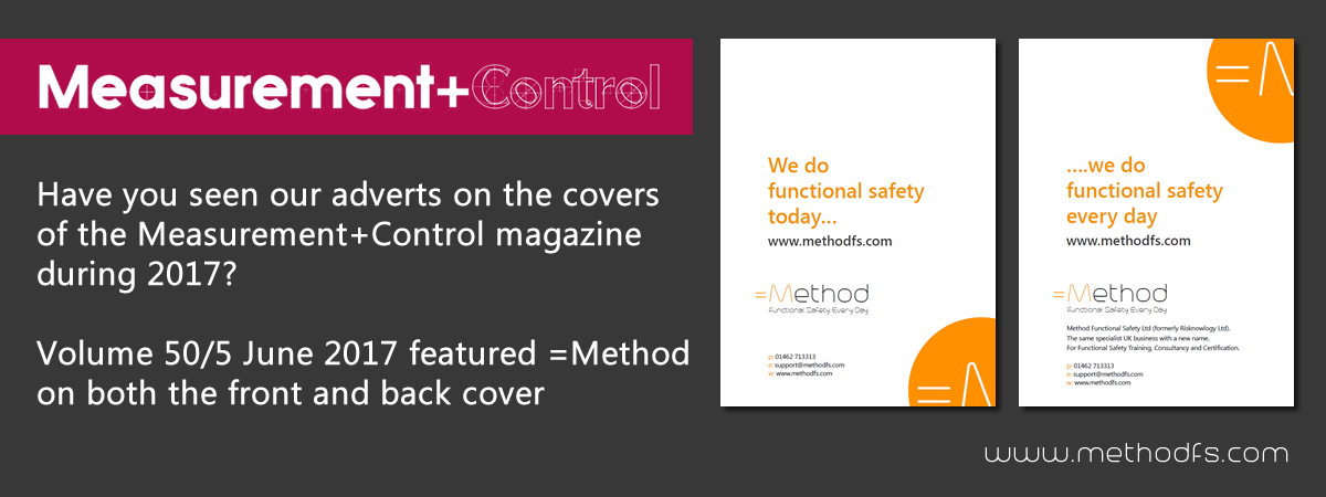Measurement and Control Magazine Covers 2017