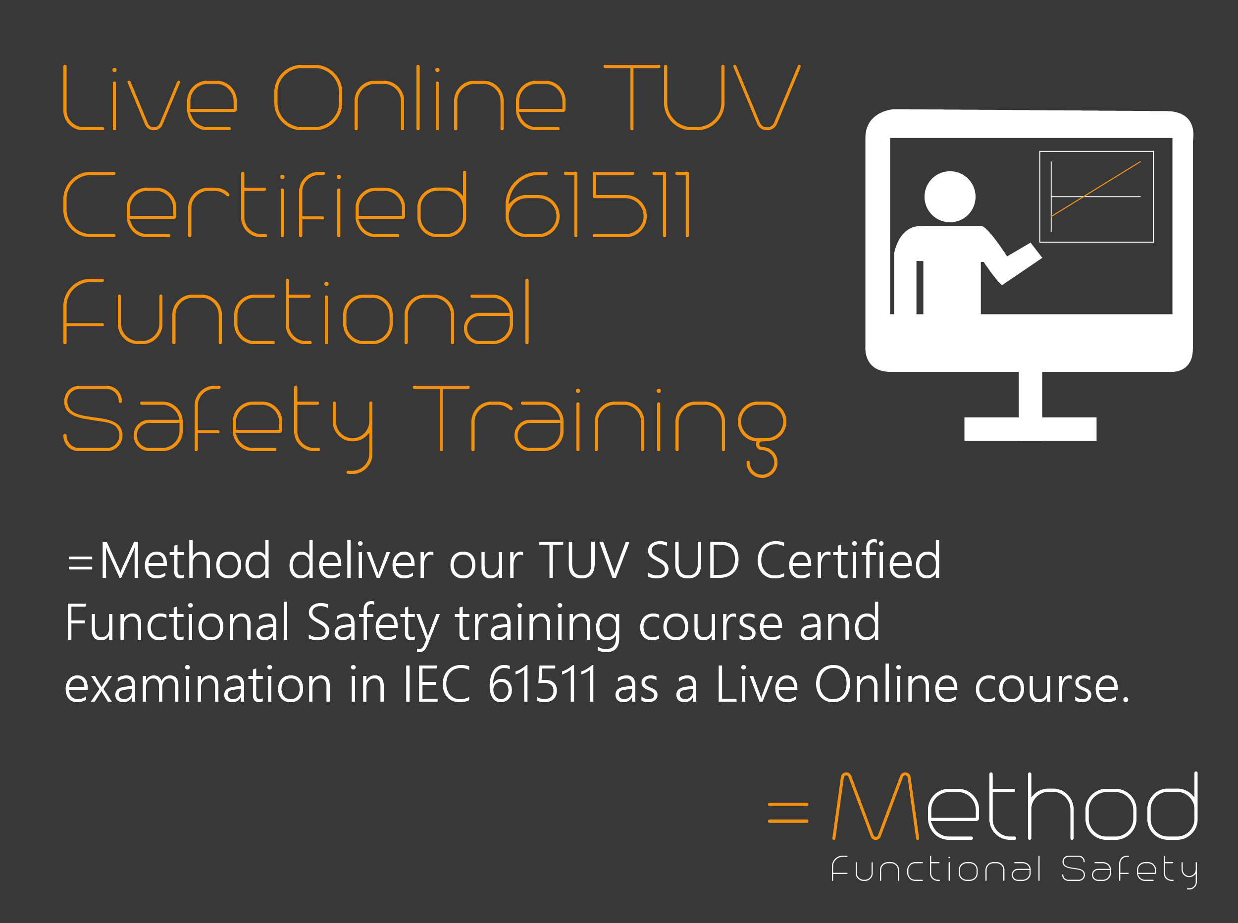 Online TUV Certified Functional Safety Training in IEC 61511