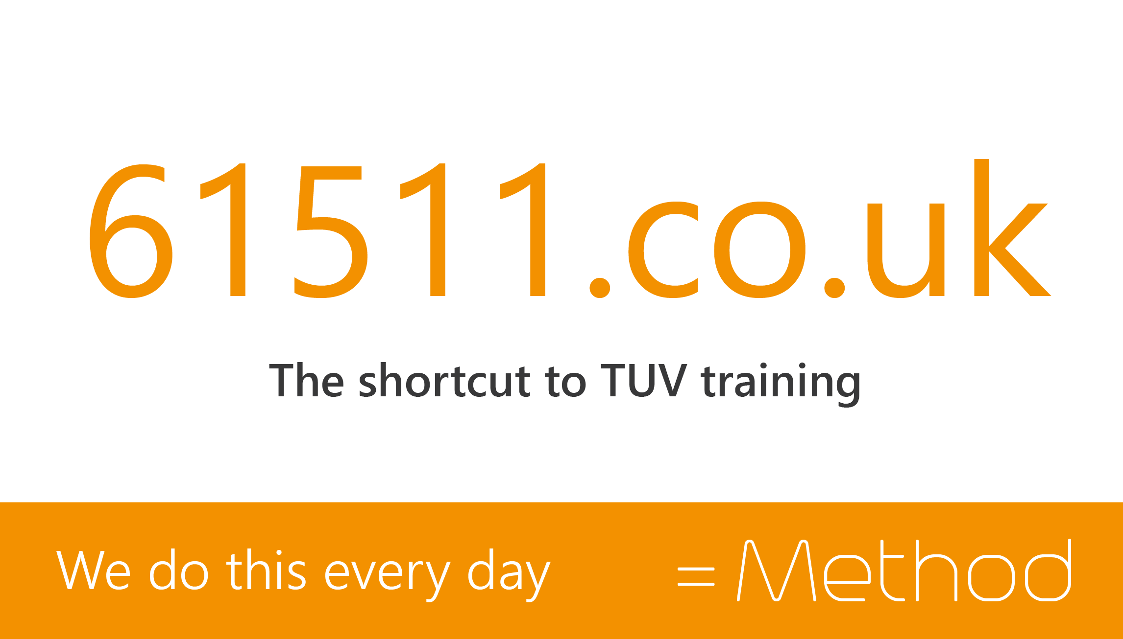A shortcut to TUV Certified 61511 training